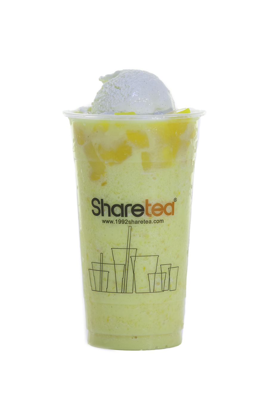 MANGO ICE BLENDED