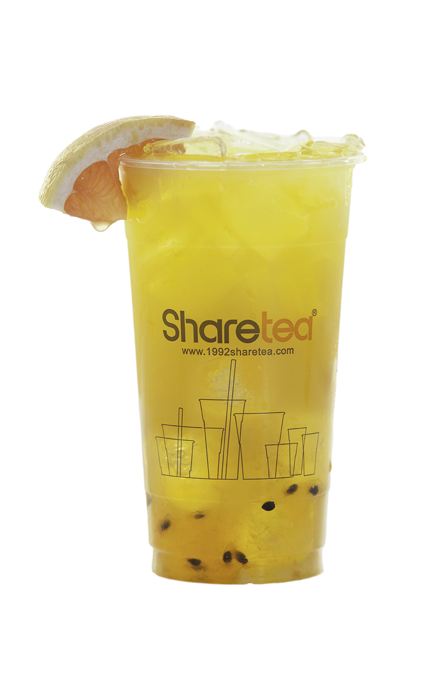 PASSION FRUIT ORANGE & GRAPEFRUIT TEA